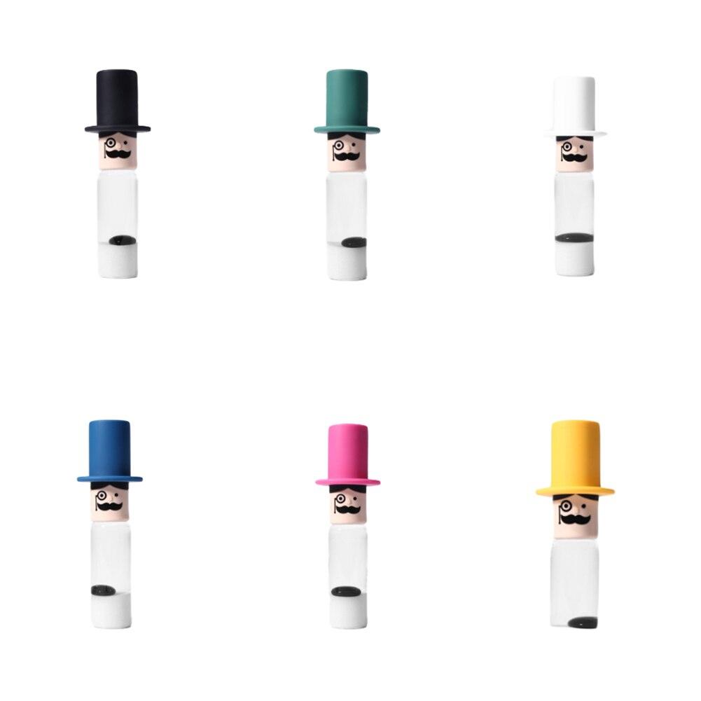 Novelty font b Gadget b font Anti Stress Toys Ferrofluid Magnetic Display Fluid Magnetic Liquid Practical