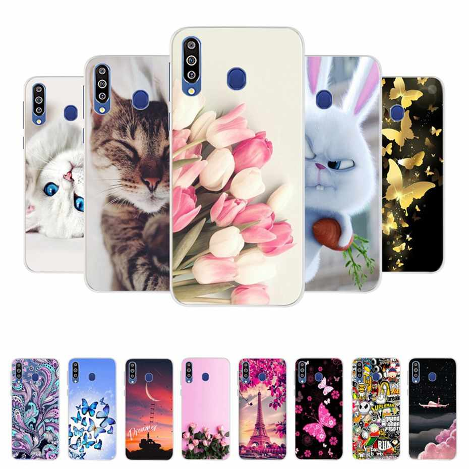 For Samsung Galaxy A30 Case Silicone Cover Phone Case Soft Bumper on Samsung A30 A305F A305 A 30 A10 A50 A40 A70 Case TPU Funda