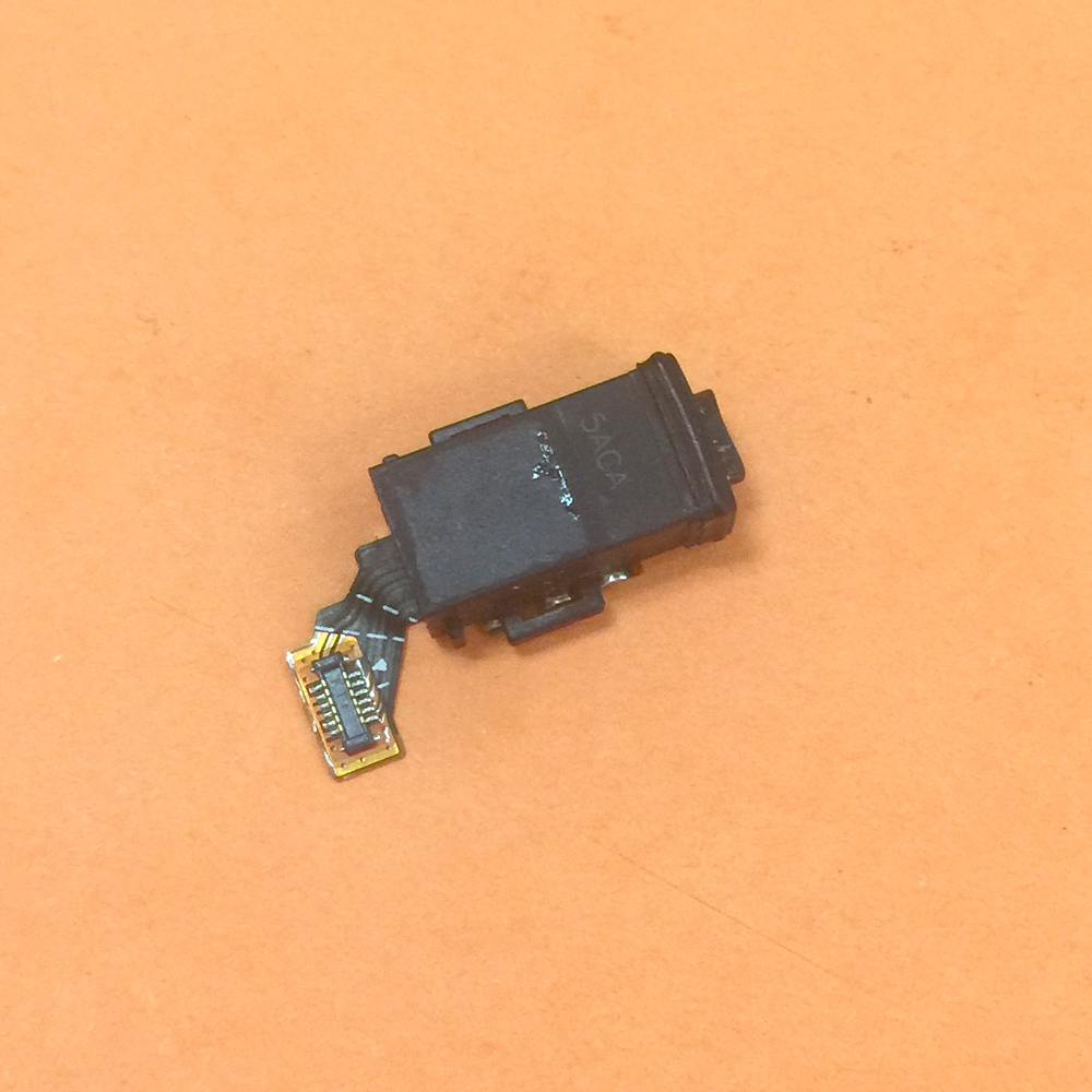 For Sony Xperia M4 Aqua Connector Socket Dual Headphone Earphone Audio Jack Flex Cable Ribbon