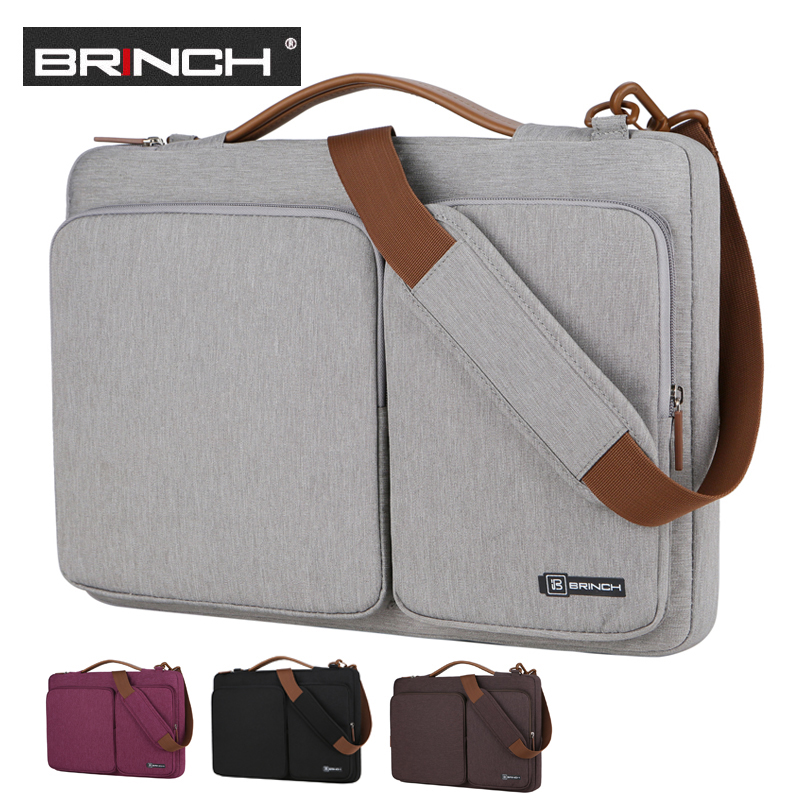 2019 New13 15 15.4 15.6 Laptop Case Sleeve For Macbook Air Pro 13.3 Inch, Notebook Handbag Bag ,computer Shoulder Bag