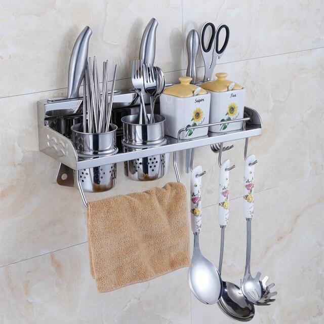 cm tazas estante de la especia estante montado en la pared para cocina