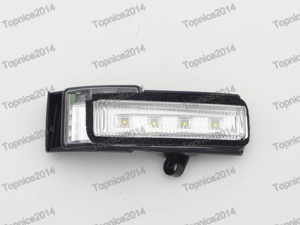 1шт правая сторона автомобиля зеркало заднего вида сигнала поворота света лампы для Форд f150 высокой конфигурации