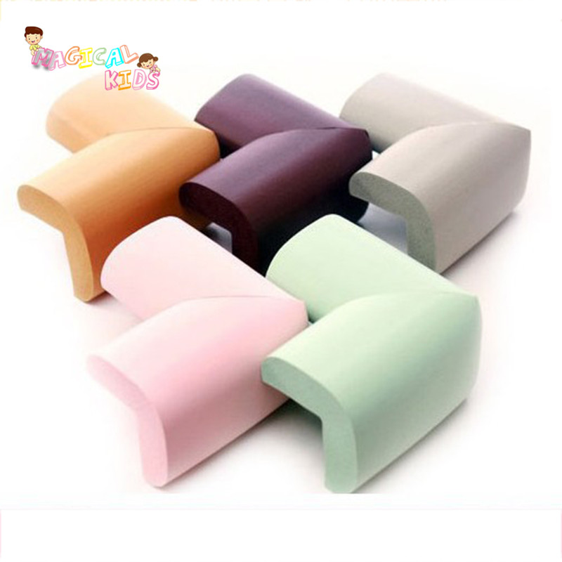 Superb ... 6bag/lot High Quality Baby Thick Soft Glass Table Edge Corners On Furniture  Corner Protector ...