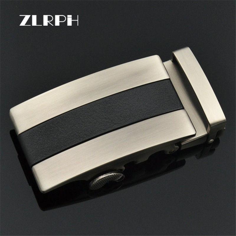 ZLRPH Men's High Quality New Designer Belts Buckle Men Luxury Strap Male Waistband Fashion Vintage Buckle Belt  Wholesale