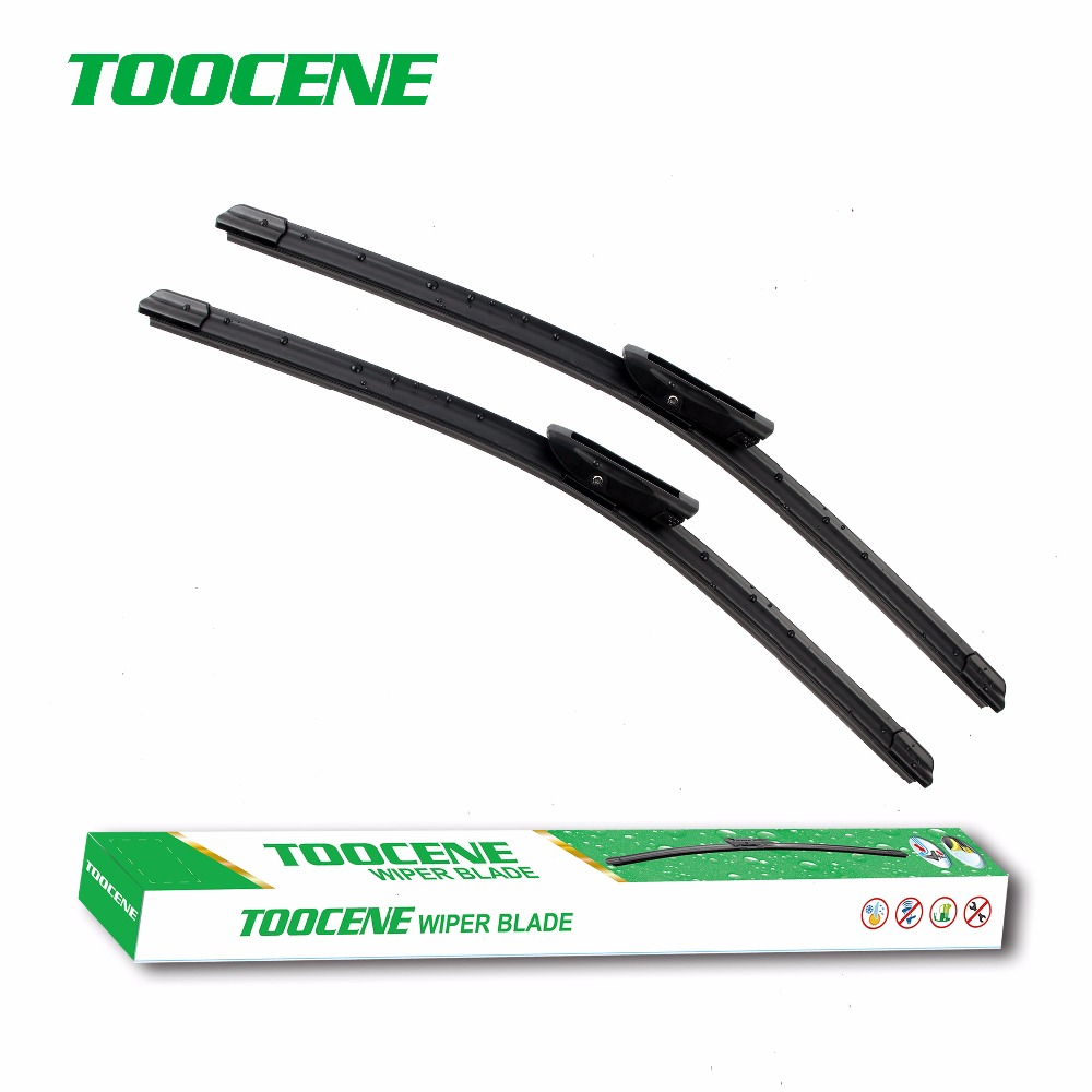 toocene windscreen wiper blades for renault kangoo 2008 2016 pair 24 22 car accessories auto front window windshield wipers in windscreen wipers from  [ 1000 x 1000 Pixel ]