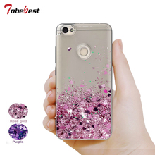 Glitter Liquid Case For Redmi Note 5A Silicone Coque Xiaomi Dynamic Qicksand Star Love heart Bling Back Cover