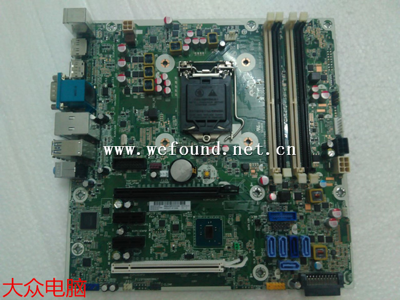 100% working desktop motherboard for 800 G2 795970-001 795970-002 795206-001 mainboard fully tested