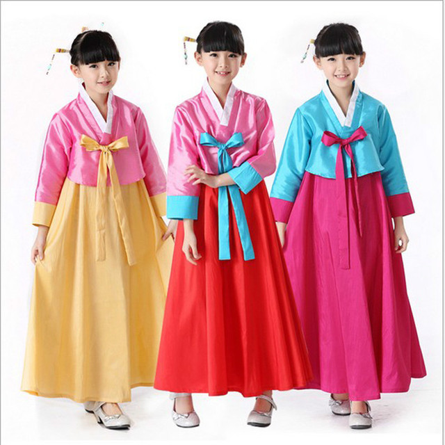 b15f9a922237 Free Shipping Children Traditional Korean Hanbok Korean Ethnic ...