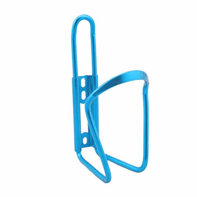 1 pcs Cycling Bike Bicycle Aluminum Alloy Handlebar Water Bottle Holder Cage free shipping
