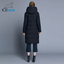 ICEbear 2018 Hiigh Quality Winter Jacket simple cuff design windproof