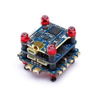 iFlight SucceX mini F4 Flight Controller with BLHeli 32bit 35A 2 6S 4 in 1 ESC FPV Flight Tower System 200mw 500mw VTX selection