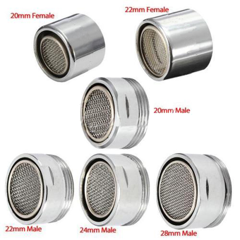 Bathroom Water Purifier Filter Nozzle Water Filter Adapter ...