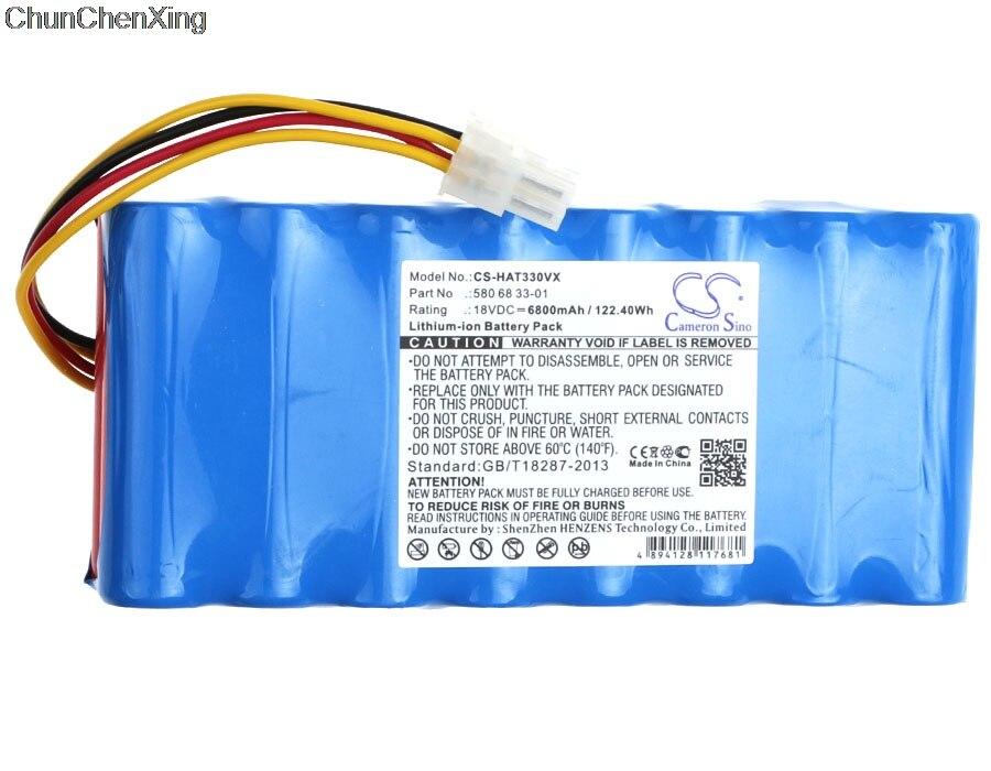 Cameron Sino 6800mAh Battery  For Husqvarna Automower 320, 330X, 430