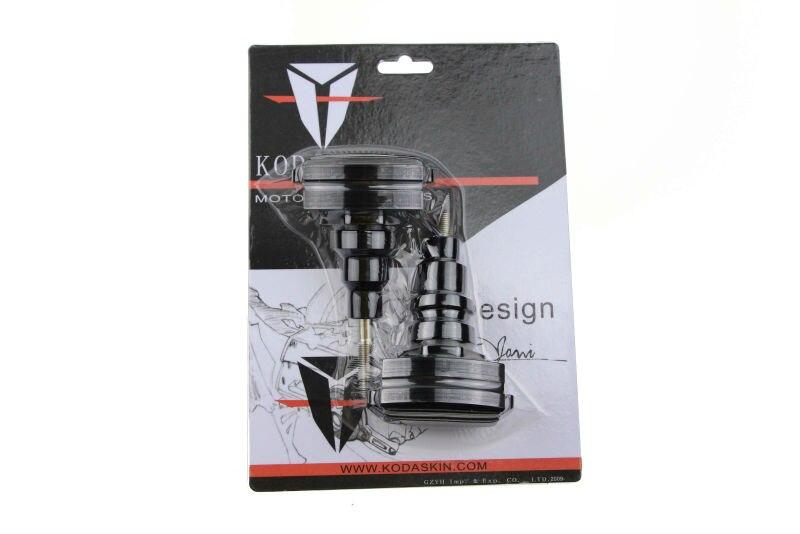 KODASKIN Carbon for KAWASAKI ZX6R 636 13 14 Motorcycle Engine Slider Frame Sliders Protector Falling Protection