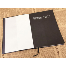Handmade Death Note Cosplay Notebook