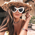 Fashion 2016 Popular Sexy Women Cat Eye sunglasses Retro Vintage Sun Glasses Summer Style Oculos De Sol Feminino