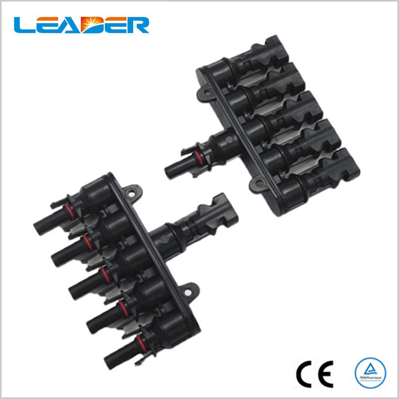 Factory selling 5 pairs/lot 5 IN mc4 T Branch connecting multiple solar panels together-in Connectors from Home Improvement on Aliexpress.com   Alibaba ...  sc 1 st  AliExpress.com : wiring multiple solar panels together - yogabreezes.com