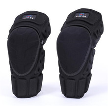 ICESNAKE Moto Knee Pads Black Protective Motorcycle Kneepad Motocross Bike Bicycle Guards