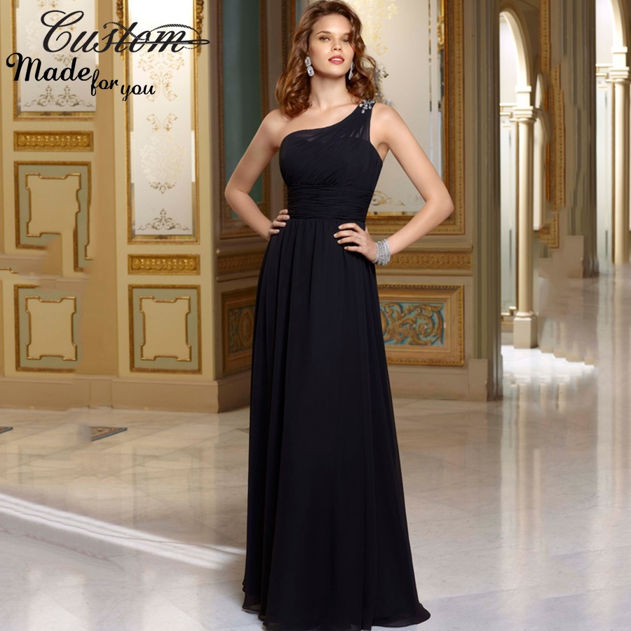 8737e020dad Popular Black Bridesmaid Dresses Plus Size-Buy Cheap Black .