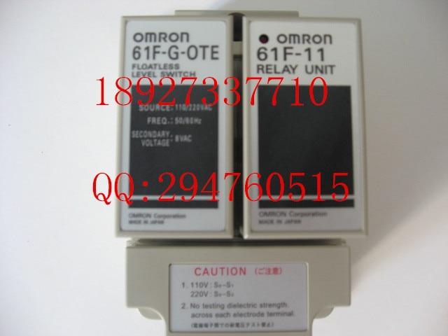 [ZOB] Pour s'assurer que la nouvelle authentique omron Omron niveau commutateur 61F-G AC110/220-5 PCS/LOT