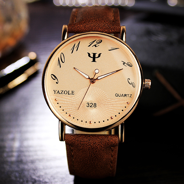 Yazole reloj mujer relojes Top marca de lujo famoso reloj de pulsera reloj  de cuarzo reloj Hodinky reloj de cuarzo Relogio fe2393d8224d