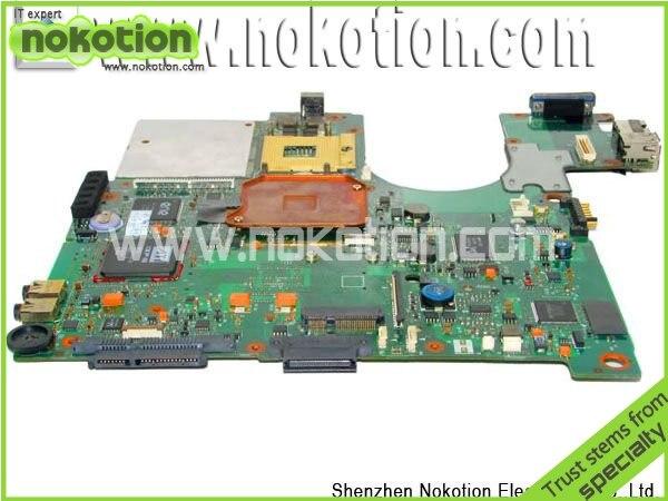 NOKOTION carte mère d'ordinateur portable pour Toshiba A100 A105 V000068800 DDR3 carte mère mère complète testée garantie 60 jours