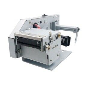 Image 5 - Imprimante thermique intégrée, échelle en papier détiquette/continu/marqué, 56mm, décollement automatique, rebobinage, Peeling automatique