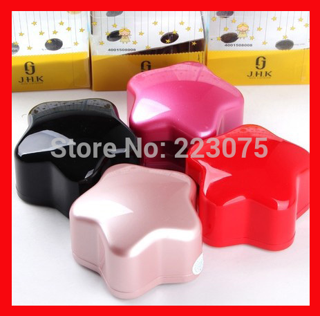 Top 0.5w LED Nail Gel Cure Lamp UV Dryer Mini Star Shape image