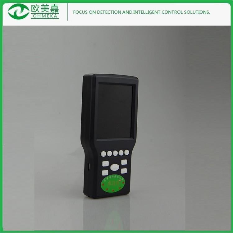 Portable HCHO air quality Tester Dust detector with Temperature Humidity monitoring