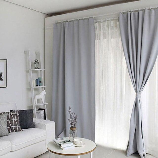 Tienda Online Por encargo 1x ojal cortinas cortina para cuarto de ...