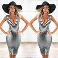 Женская мода Bodycon Рукавов для Торжеств и Вечеринок Платье Карандаша Sml XL