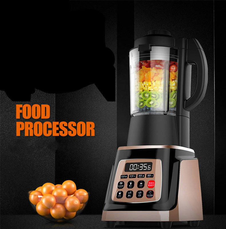 Blenders Heating and nourishing the broken wall cooking machine soybean milk automatic multi-function supplementary food.NEWBlenders Heating and nourishing the broken wall cooking machine soybean milk automatic multi-function supplementary food.NEW