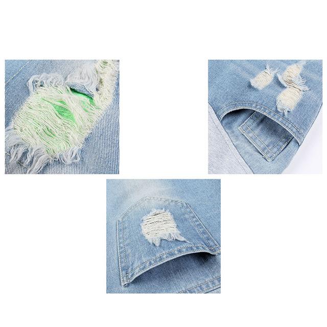 Capri Maternity Jeans