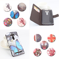 Painted Fashion For ASUS Zenfone 2 Laser ZE500KL Case , Leather Case+ Silicone Cover For ASUS Zenfone2 Laser ZE500KL Cover Shell