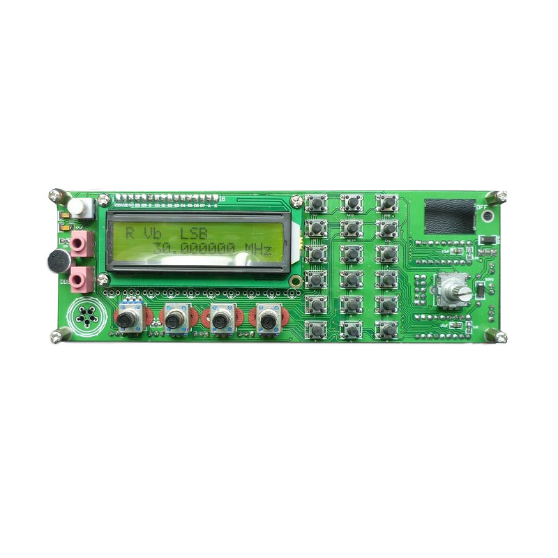 AD9833 DDS direct digital frequency synthesizer and signal source