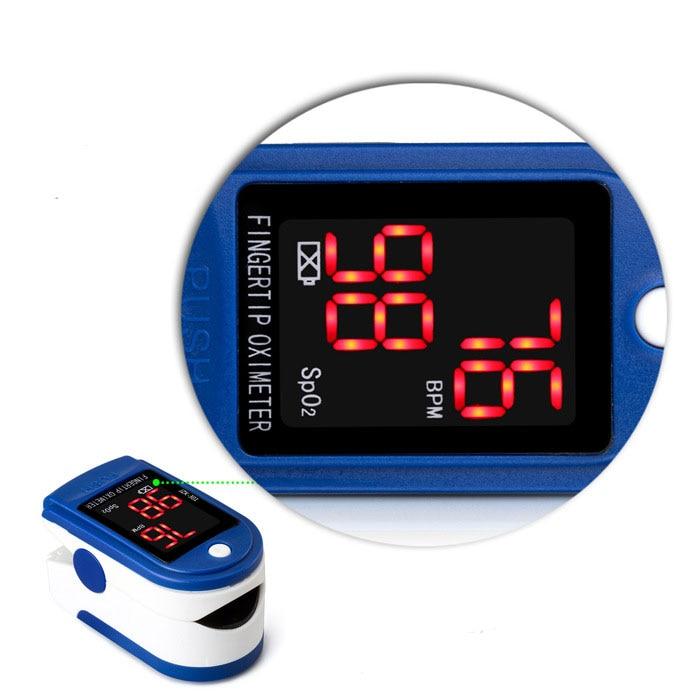 XG-006 Digital health care finger oximeter OLED screen pulse Oximeter SPO2 PR finger oximeter Health Check