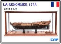 ZHL La Renommee 1744 Part1 4 масштаб 1/48 1230 мм модель Admiralty деревянная модель комплект корабля