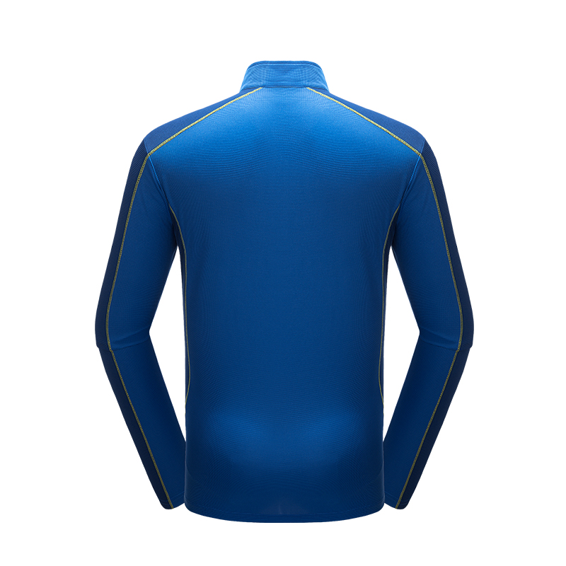 e2e767aba7b08 Tectop Spring Autumn Outdoor Sport Quick Dry Men Long sleeve T shirts Elastic  Breathable T shirts Male Camping Hiking Tees S 3XL-in Hiking T-shirts from  ...