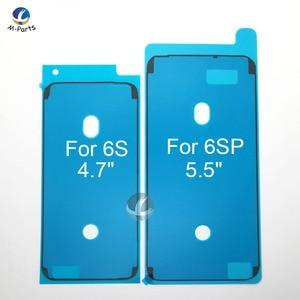 Image 3 - 100pcs Waterproof Sticker For iPhone SE2 11 Pro 6S 7 8 Plus X XS MAX XR LCD Display Frame Bezel Seal Tape Glu 3M Adhesive Repair