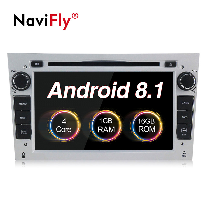 navifly android 8 1 2 din car dvd gps navigation autoradio. Black Bedroom Furniture Sets. Home Design Ideas