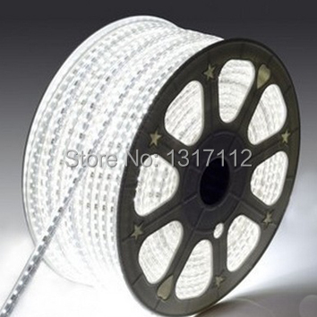 Super Bright 60LEDs M IP67 RGB led 5050 strip 220V 230V RGB LED Stripe with Strip