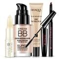 beauty professional makeup set bb cream concealer bare mascara eyebrow pencil Isolation cream lip balm korean cosmetics sets.
