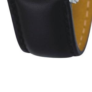 Image 3 - AL Harameen 100% Mới Xuất Xứ Azan Hồi Giáo Cầu Nguyện Azan Đồng Hồ 6102 Màu Đen Da dây đeo Wriste Đồng Hồ Hồi 1 pcs
