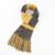 Marca de lujo de Los Hombres Bufanda de Animales Fantásticos Y Dónde Encontrarlos bufanda de La Manera Bufanda Caliente del Invierno Hombres Y Mujeres Cosplay Bufanda de Marca