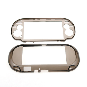 Image 3 - Cltgxdd פלסטיק קשיח מקרה קריסטל מעטפת מגן כיסוי מעטפת עור מגן יד גריפ מקרה עבור Sony PSVita PSV1000 משחק machin