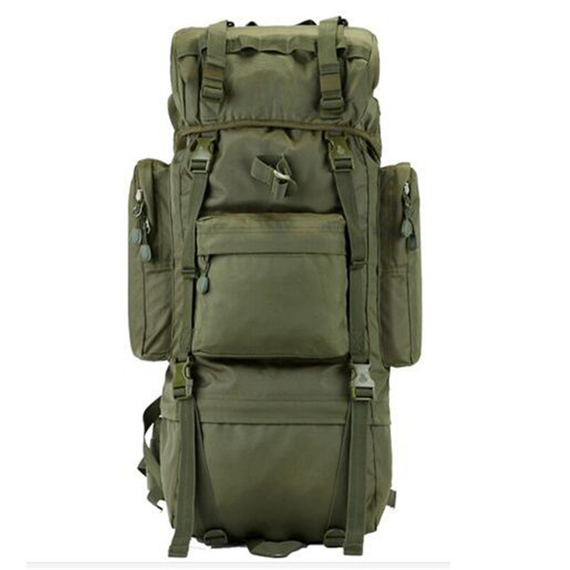 Men S Bags Nylon 65 L Army Backpack Super Bag Huge Capacity Waterproof Laptop