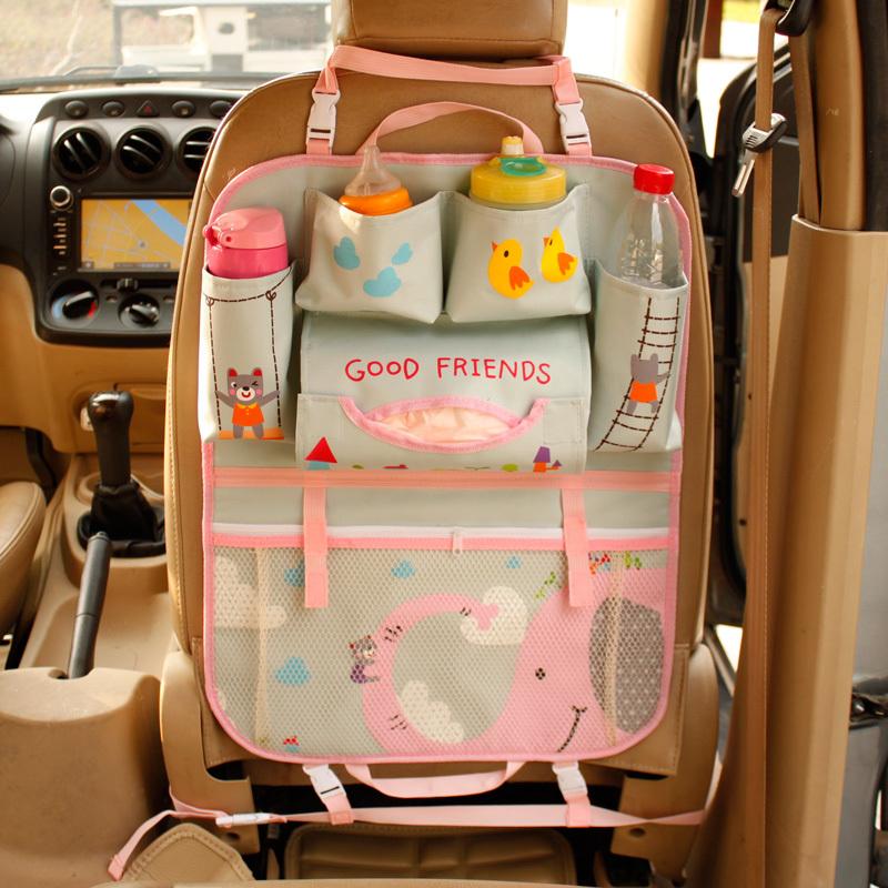 Car-Seat-Organizer-Rangement-Holder-Multi-Pocket-Travel-Storage-Mummy-Bags-Thick-Double-layer-Bag-2