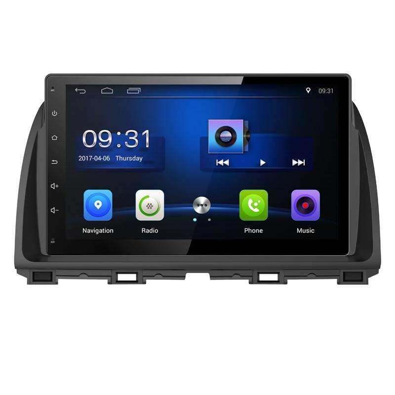10.2Android 6.0 ! Car DVD PC Multimedia DVD Player GPS Navi Stereo Radio Fit MAZDA CX 5 2012 2013 2014 2015 2017 WIFI OBD DVR