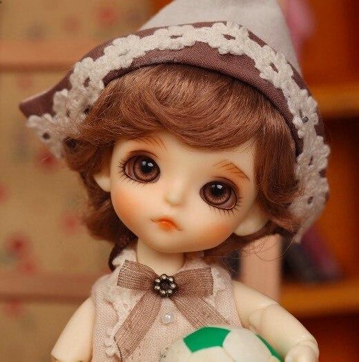 AoaoMeow bjd doll 1/12 Haru цена и фото