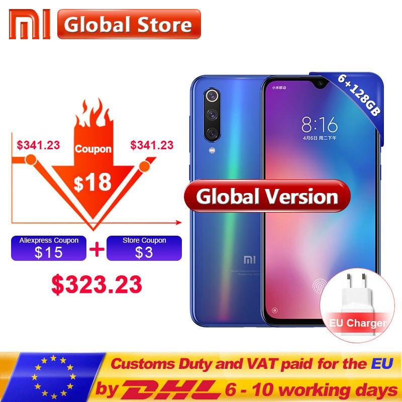 "Global Version Xiaomi Mi 9 Se 6gb 128gb Mobile Phone Mi9 Se Snapdragon 712octa Core 5.97"" 48mp Triple Camera Fingerprint Phone Be Friendly In Use"